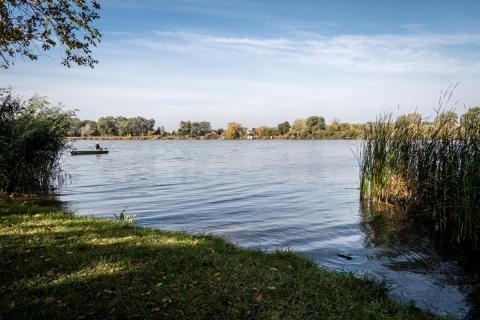 Dömsöd - Duna-part - Promenád project